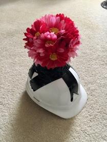 WOMH flower pot