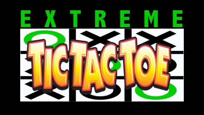 Extreme Tic Tac Toe