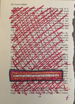 Kirgiss blackout poetry1