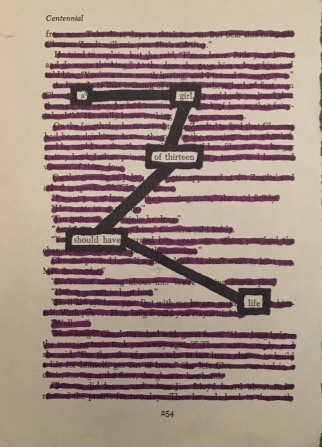Kirgiss blackout poetry9